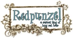 Redpunzel. Love this one because she has a mommy hair section and she does them all on herself :)