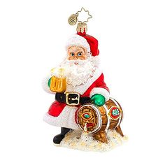 Christopher Radko Hoppy Holidays To You Christmas Ornament