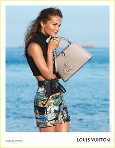 Alicia Vikander Wears a Bikini for Louis Vuitton's New Campaign!