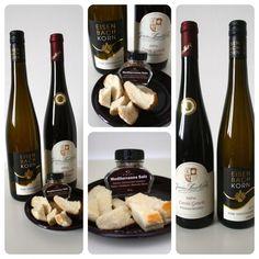 """Wein & Salz (Wein von Mittelrhein Wein & Mediterranes Salz aus dem Restaurant """"zur Alten Post"""" im Kaiser Spa Hotel zur Post auf Usedom)"""