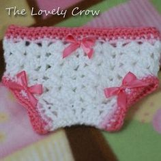 10485eac2fa Free Pattern – Princess Diaper Cover by The Lovely Crow