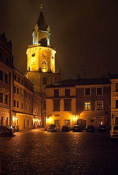 Trynitarska Tower by Tomasz Dziubinski - Photography Beautiful Places In The World, Wonderful Places, A Discovery Of Witches, My Kind Of Town, Unique Architecture, Amazing Destinations, Cool Places To Visit, Places Ive Been, Tower