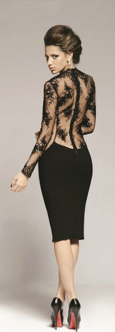 Must-have lace dress!