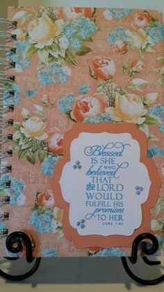 Check out this item in my Etsy shop https://www.etsy.com/listing/241075755/luke-145-christian-prayer-journal