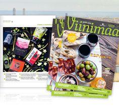 Tilaa ilmaiseksi Viinimaa-lehti!  Kevään Viinimaa-lehti ilmestyy 1.4. - tilaa omasi ilmaiseksi!  http://www.viinimaa.fi/fi/etusivu/kilpailut/viinimaalehtikevat2016/