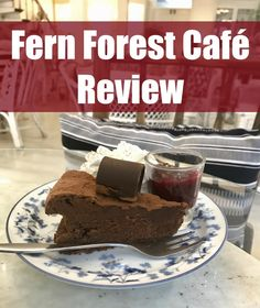Fern Forest Café Review - www.drinkingondimes.com
