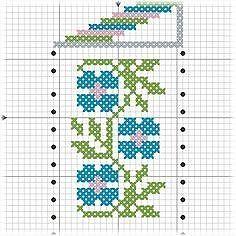 New Knitting Socks Diagram Ideas Knitting Machine Patterns, Poncho Knitting Patterns, Knitting Charts, Afghan Crochet Patterns, Knitting Socks, Crochet Stitches, Tunisian Crochet, Diy Crochet, Diy Crafts Knitting