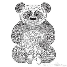 Free printable sea turtle adult coloring page download it in pdf format at http - Coloriage panda roux mandala ...