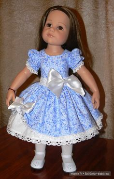 Все девочки хотят быть принцессами / Одежда и обувь для кукол - своими руками / Бэйбики. Куклы фото. Одежда для кукол American Girl Clothes, Girl Doll Clothes, Doll Clothes Patterns, Babies Clothes, Babies Stuff, Girl Clothing, Newborn Girl Outfits, Little Girl Dresses, Girls Dresses