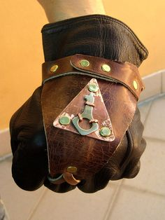Steampunk Gloves 2