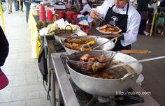 Festival gastronómico en Chorrillos. Perú