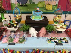 George & Dinosaur Theme Birthday Party Ideas | Photo 17 of 17