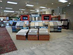 Our Showroom located at 1865 N. Telegraph Road, Bloomfield, MI. #riemerfloors, #carpet, #hardwood, #tile, #laminate, #sales