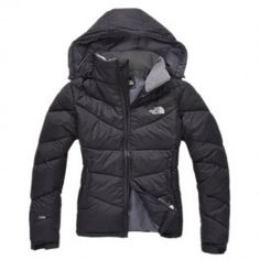 The Black Womens North Face Winter Down Jackets on Chiq  $268.00 http://www.chiq.com/north-face/black-womens-north-face-winter-down-jackets