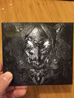 Satanic Warmaster - Fimbulwinter   Released by Werewolf Records