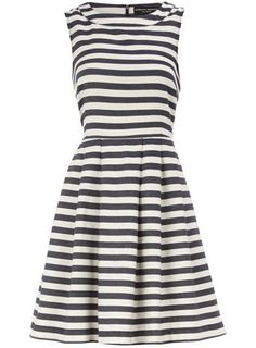 Dorothy Perkins striped dress