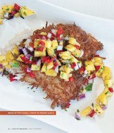 Coconut Chicken. #coconut #chicken #visalia #lifestyle #magazine #recipe