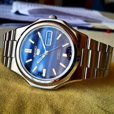 "75 mentions J'aime, 18 commentaires - Kerim (@kerimkarakuss) sur Instagram: ""My new watches #seikowatch #seiko #snkk45 #seikowatches #japan #japanmade #japanwatch #bluecolor…"""