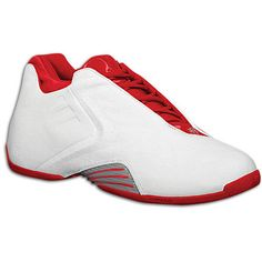 Adidas T-Mac III Low- White/Red