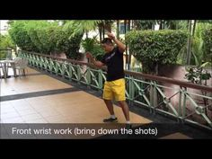 Home badminton exercise! No excuses this time! (Badminton Tips) – Tactical Badminton Club