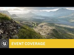 Creating the Open World Kite Real-Time Demo in UE4  | GDC 2015 Event Coverage | Unreal Engine - YouTube