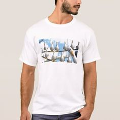 Finding Nemo Seagulls on ropes T-Shirt - click/tap to personalize and buy