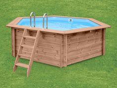 interessante-poolgestaltung-im-garten-gartengestaltung | mini-pool, Hause und Garten