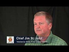 Chief Jim St.John, 2nd Vice-President Alabama Association of Fire Chiefs