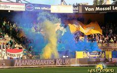 Sfeervol Mandemakers Stadion van RKC Waalwijk