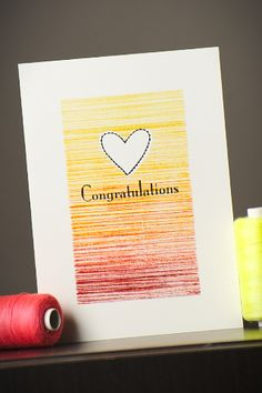 Rainbow Bright #stamping #cards