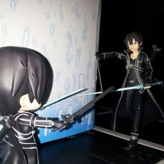 Attack on Kirito!