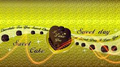 Happy Chocolate Day Wallpapers