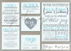 DIY Rustic Wedding Invitations | DIY Printable Wedding Invitation Modern Rustic