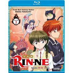 Rin-NE: Collection 2 (Blu-ray) (2 Discs)