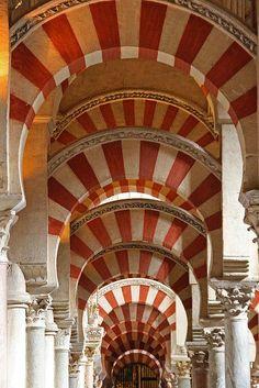 La Mezquita de Cordoba España