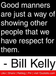 quotes+about+etiquette | Manners | Sayings