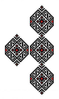 Programe De Broderie, Tip Banda, Pentru - Diy Crafts Cross Stitch Geometric, Beaded Cross Stitch, Cross Stitch Art, Cross Stitch Borders, Modern Cross Stitch, Cross Stitch Flowers, Cross Stitch Designs, Cross Stitching, Cross Stitch Patterns