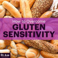 Gluten Sensitivity natural remedies http://www.draxe.com #health #holistic #natural