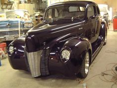 1940 Ford Street Rod by CLASSIC COACHWORKS
