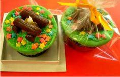 Cupcakes para festas juninas