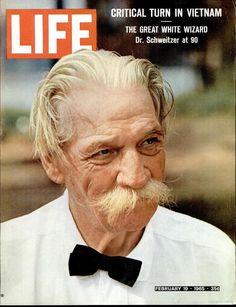 Life Magazine February 19, 1965 (Albert Schweitzer at 90)