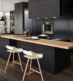 Siyah Mutfak Trendi
