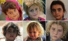 Up to 3,000 women and girls kidnapped by Islamic State jihadis in Iraq #DailyMail