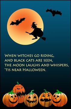 Best Halloween Wishes And Poems