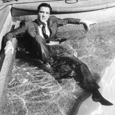 """Not so lucky Lucky Jackson. """"Viva Las Vegas"""" - 1964"""