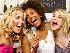 Karaoke Machine #redbookparty Party Ideas for Adults - Fun Adult Party Ideas - Redbook
