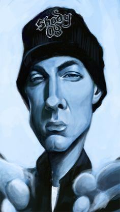 Eminem by rico3244.deviantart.com