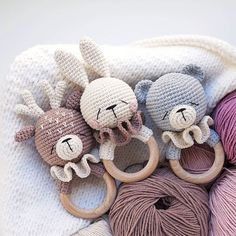 Most recent Cost-Free crochet amigurumi fox Style StricknittMK🌿Häkelanleitung (Maria Druzhinina. Crochet Baby Toys, Crochet Teddy, Cute Crochet, Baby Knitting, Crochet Rabbit, Crochet Bear Patterns, Amigurumi Patterns, Crochet Bunny Pattern, Crochet Ideas