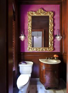 Radiant Orchid at Home | Rue