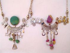 Agate Stone, Inca Necklaceshttp://www.wholesaleperuvianjewelry.com
